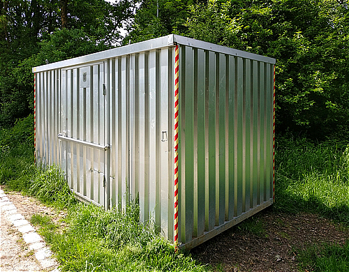 Protect your storage shed